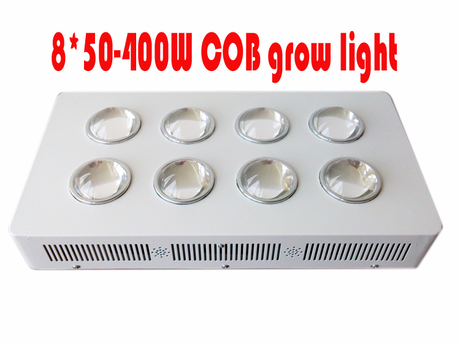 400W LED plant Grow Light aquarium lights integrated COB light
