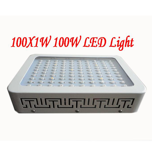 LED Grow Light 100X1w grow light LED Aquarium Light