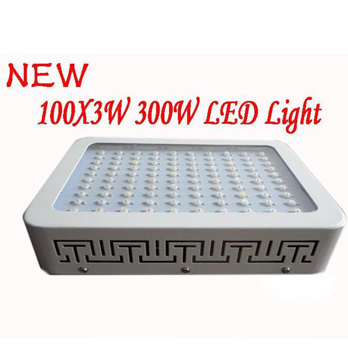300W LED Grow Light 100X3W ,LED Aquarium Light